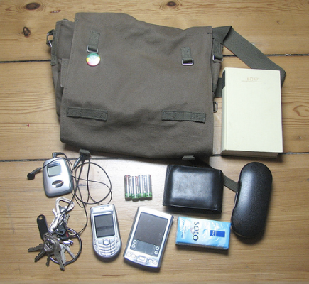 whatsinmybag - flickr